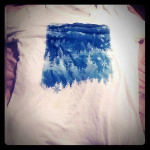 Winter decorative Aeropostale shirt